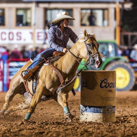 West of the Pecos Rodeo