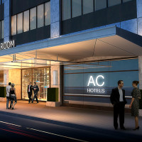 AC Hotel Houston Marriot Downtown