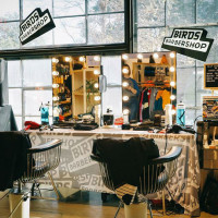 Birds Barbershop Pop-Up