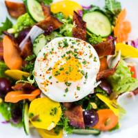 La Table Houston brunch dish
