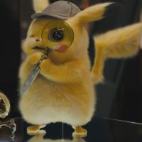 Pikachu (Ryan Reynolds) in Pokémon Detective Pikachu