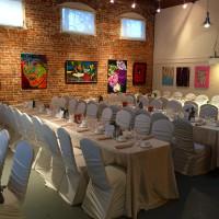 Fine Art Dinner & Discussion