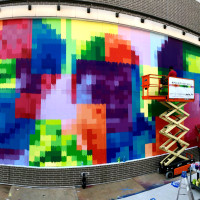 Pearl Marketplace mural