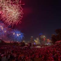Freedom Over Texas Houston fireworks