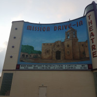 Mission Marquee Plaza Drive in outdoor movie series