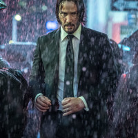Keanu Reeves in John Wick: Chapter 3 - Parabellum