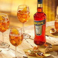 <i>Love at First Spritz: Aperol Patio Party</i>