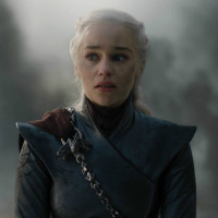 Game of Thrones Emilia Clarke Daenerys