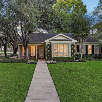 Afton Oaks, Houston home for sale