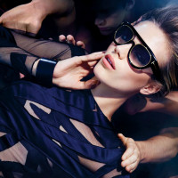 Tom Ford model sunglasses
