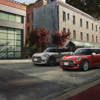 Mini Cooper Oxford Edition