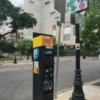 City of Austin parking meter