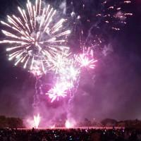 Sunnyvale Fireworks Show