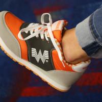 Whataburger running shoes