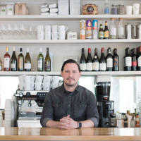 Wayback Cafe Richard Roettgen