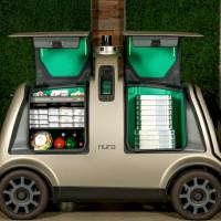 Domino's Pizza self-driving car delivery autonomous
