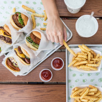 Shake Shack mixed tray