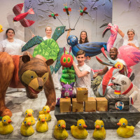 Magik Theatre presents The Very Hungry Caterpillar