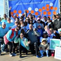 Shatterproof presents Rise Up Against Addiction 5K Walk/Run