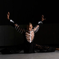 B. Moore Dance presents 3D Vision