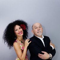 Raquel Cepeda and Joe LoCascio in concert
