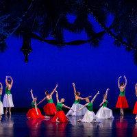 Avant Chamber Ballet presents Nutcracker: Short and Suite