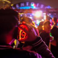 Wireless Headphone Party