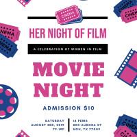 <i>Her Night of Film</i> Festival