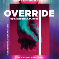 <i>Override</i> by Elizabeth A.M.Keel