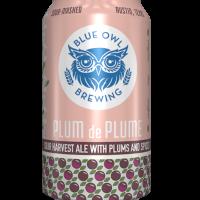 Beer Release: Plum de Plume
