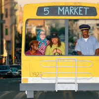 Dallas Children's Theater presents Last Stop On Market Street