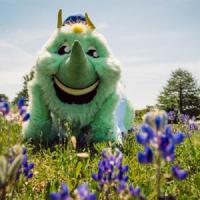 Swatson the Sugar Land Skeeters Mascot