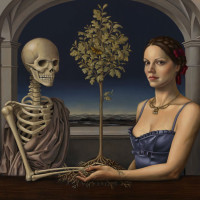 <i>Death and the Maiden</i>
