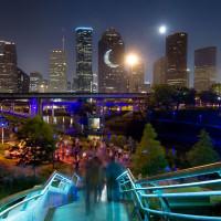 Buffalo Bayou Partnership Gala: <i>Moonscape</i>