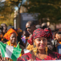 The Building Bridges African Diaspora Unity Tour