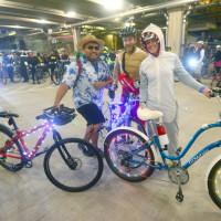 BikeHouston Moonlight Ramble