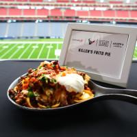Houston Texans stadium food Ken Hoffman 2019