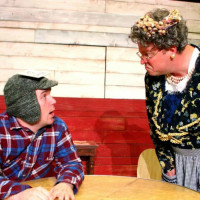 Pocket Sandwich Theatre presents Greater Tuna