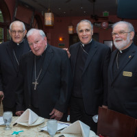 Evening with the Bishops