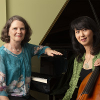 Olive Chen and Jane Perkyns