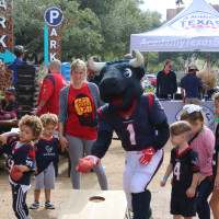Houston Texans-Rival Rally
