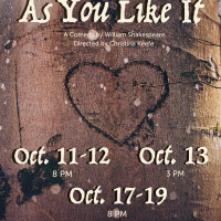 <i>As You Like It</i>