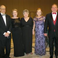 Don Pace, Beverly Pace, Betty Ferrell, LouAnn Noll and Wayne Noll