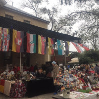Kristkindlmarkt: A German Christmas Market in San Antonio