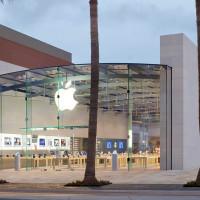Apple store Facebook
