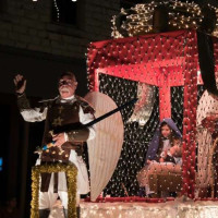 Granbury Night of Lights Christmas Parade