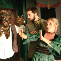 Pocket Sandwich Theatre presents Werewolf of London