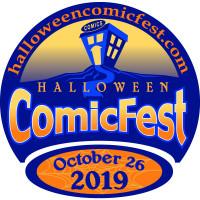 Nico's Comics and Games Halloween ComicFest 2019