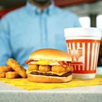 Drive-Thru Gourmet - Whataburger breakfast burger