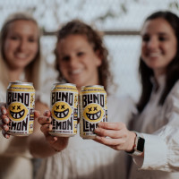 Deep Ellum Brewing Blind Lemon hard seltzer